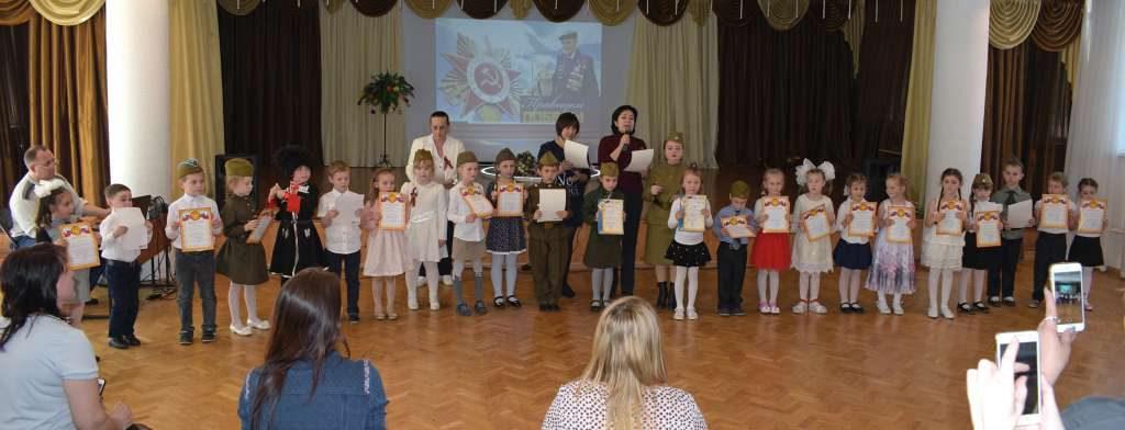 Конкурс чтецов среди дошкольников 2017