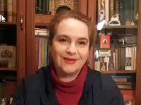 Мария Черняк,  российский литературовед. Доктор филологических наук, профессор