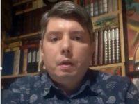 Максим Ковригин,  журналист, телеведущий
